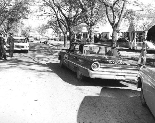 Photo 14 b- Angled rearview of Tippit's vehicle.jpg