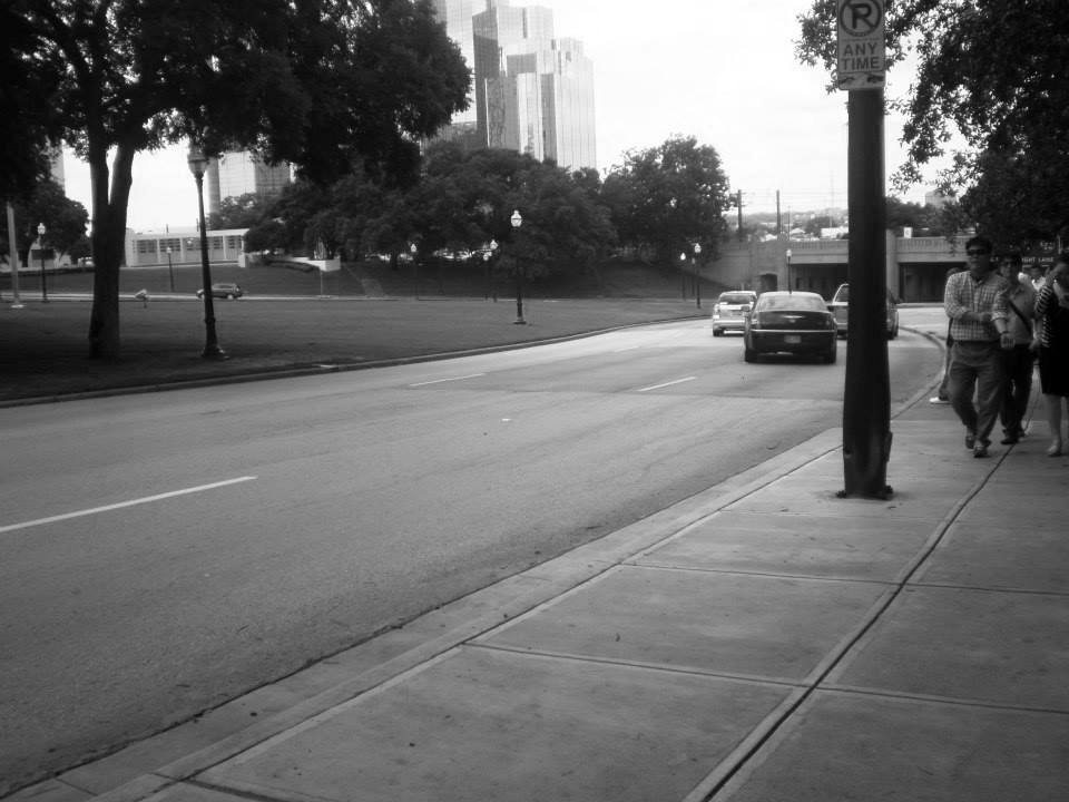 Photo 41-Modern southern view across Elm Street B&W.jpg