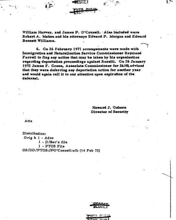 HSCA, Seg. CIA, Box 9, Roselli John, (Plot Members) p. 2.jpg