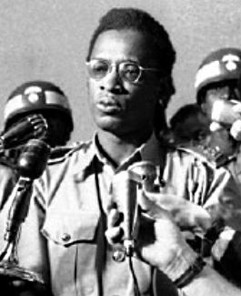 Dictator Mobutu Sese Seko aka joseph Mobutu