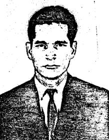 Defector Vladimir Lahera Rodriguez