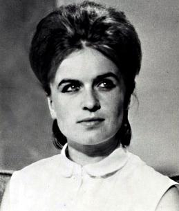 A 1970s photograph of Mrs. MArina porter