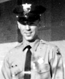 Dallas Deputy SHERIFF Eugene Boone