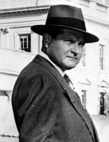 Secret Service Chief James j. Rowley