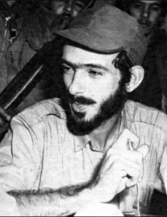 Cuban Exile leader Eloy Gutierrez Menoyo