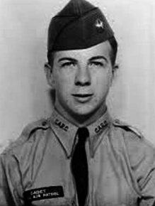 Oswald in HIS Civil Air Patrol Cadet Uniform