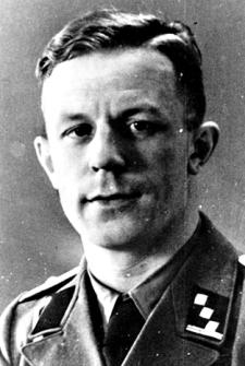 Nazi Commander TheoDor Emil Saevecke