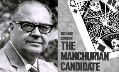 "Richard COndon and his Best-Selling Book ""The Manchurian Candidate"""