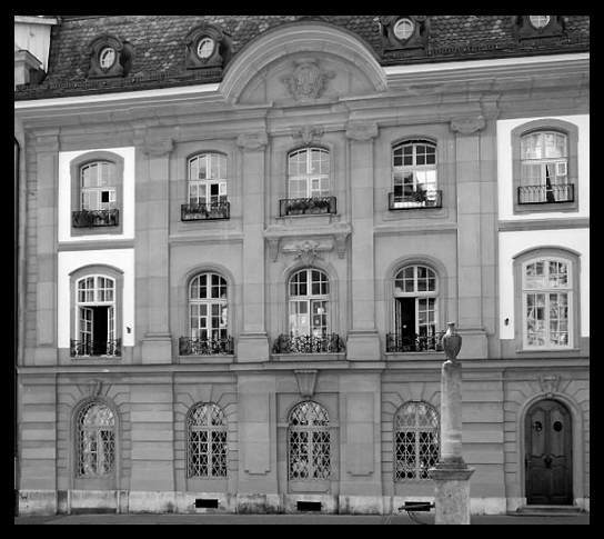 the Residence of Allen Dulles at 23 Herrengasse Served as Bern Station