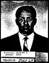 Agency employee J. S. Piccolo
