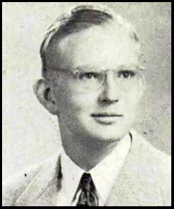 A 1945 School Photo of JOHN HENRY HILL