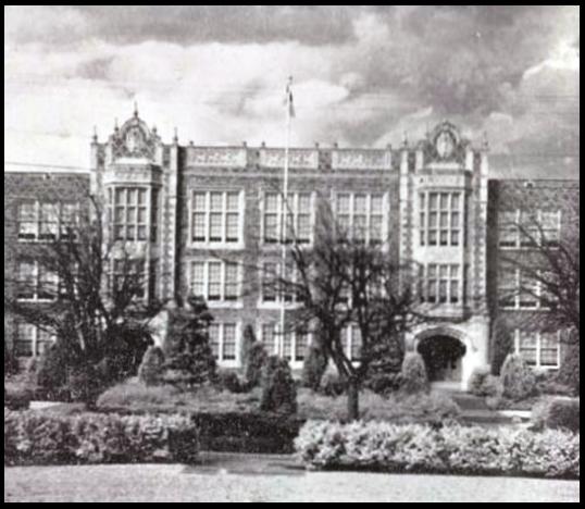 WOODROW WILSON HIGH SCHOOL in Dallas, Texas