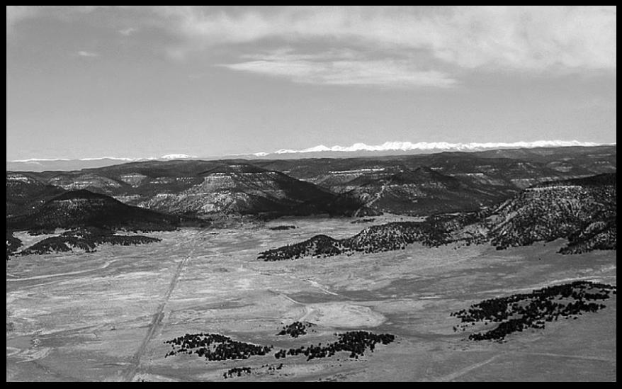 VERMEJO PARK RANCH, CARSON NATIONAL PARK, NM, USA