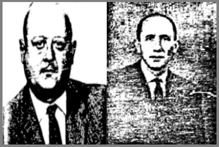 PROJECT ZRRIFLE Chief William K. Harvey and CIA AGent Jose Mankel aka QJWIN
