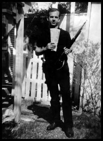 The Oswald Backyard Photograph