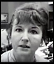 Reporter Aline Mosby