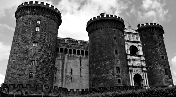 The Italian CASTEL De NUOVO (NEW CASTLE) Rests Amid the Campania Region within the Province of Naples