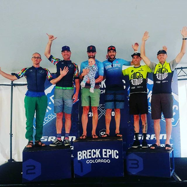 Our crew is in 2nd place overall in the Breck Epic. Hell yeah guys nice work!