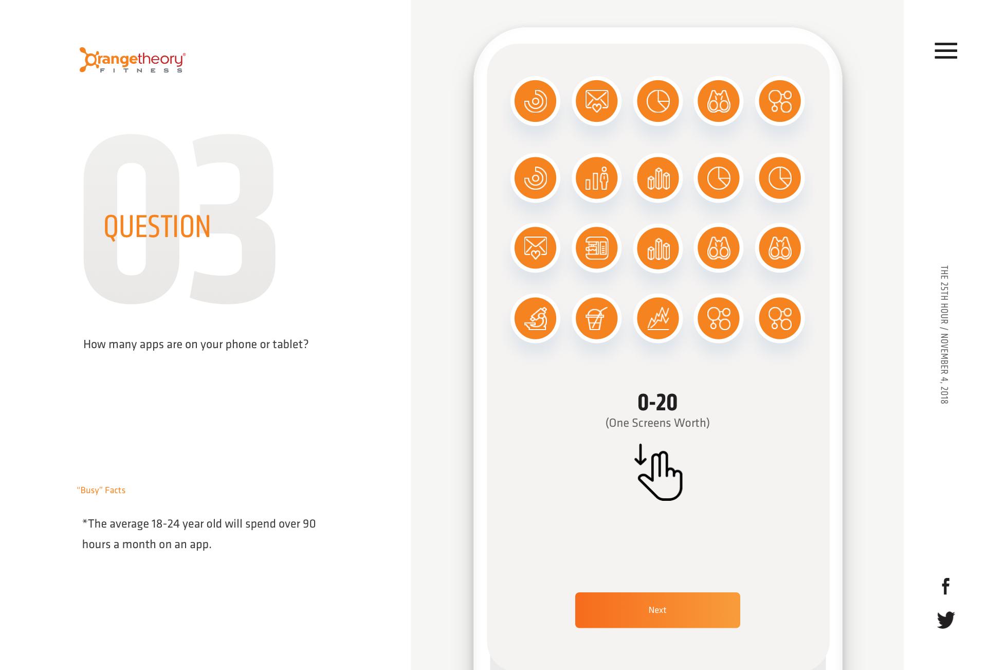 Quiz 3: Slide Interaction