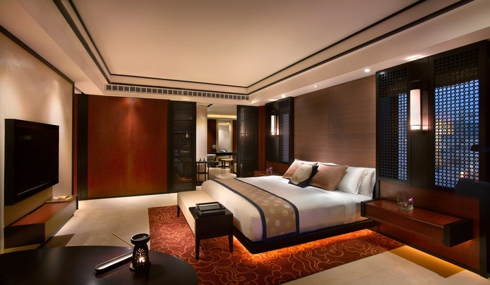 GUEST ROOM @ BANYAN TREE, GALAXY MACAU