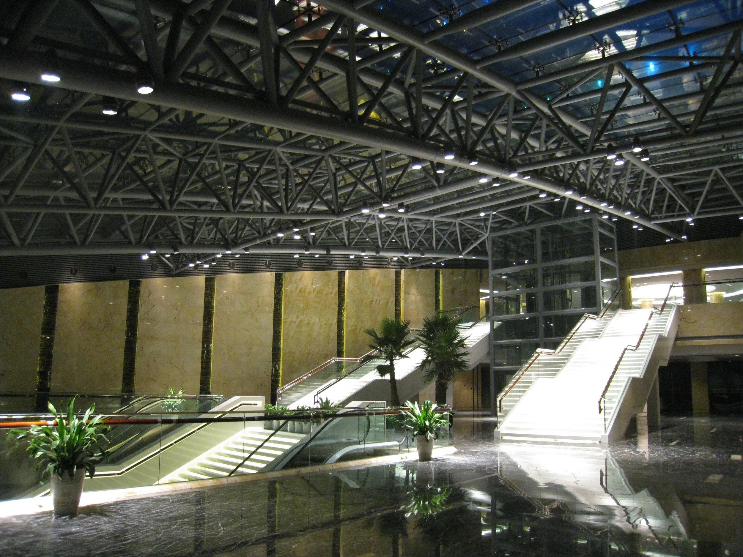 CONVENTION CENTRE @ INTERCONTINENTAL, HANGZHOU