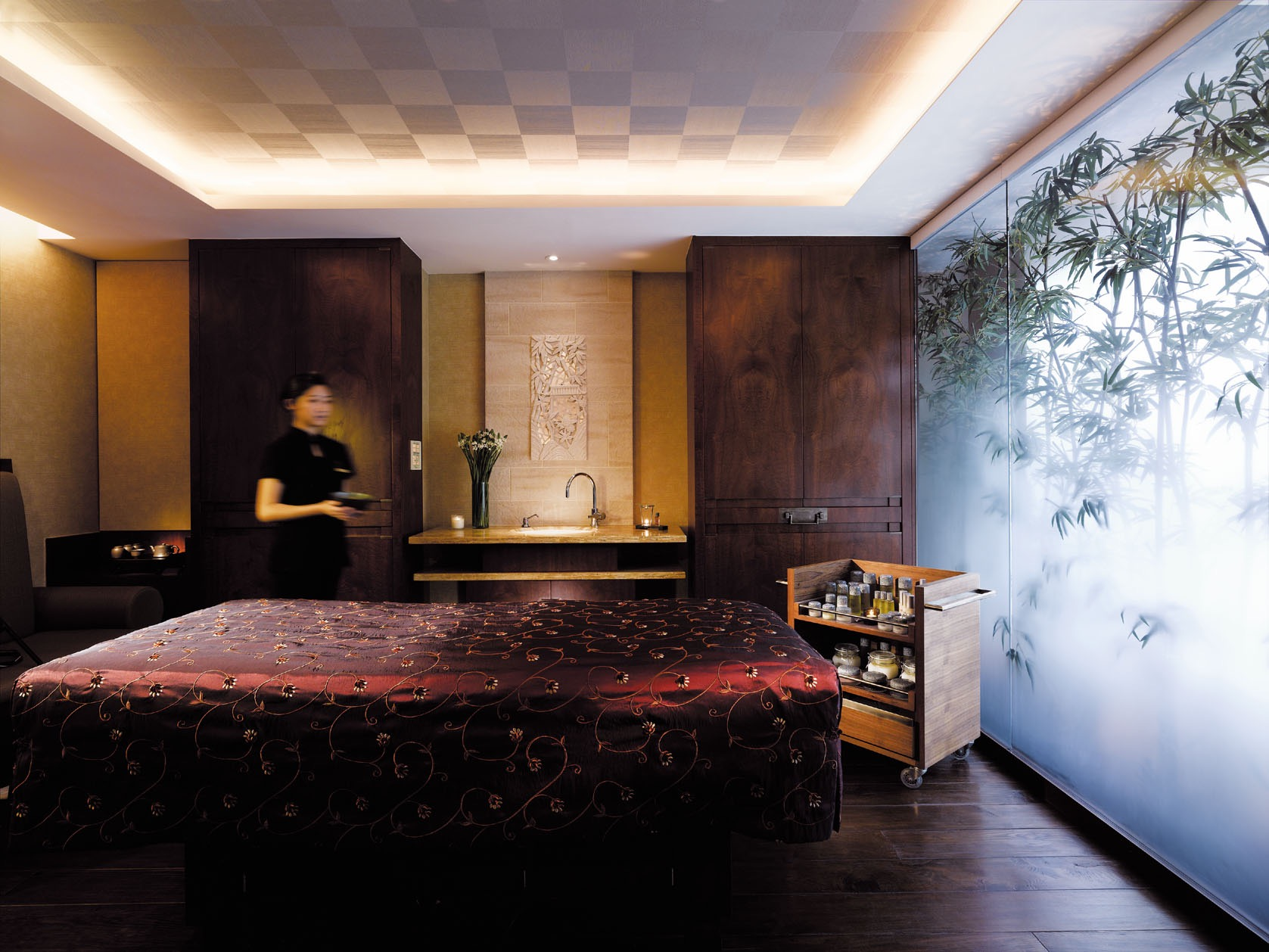 SPA @ PENINSULA HOTEL, HONG KONG