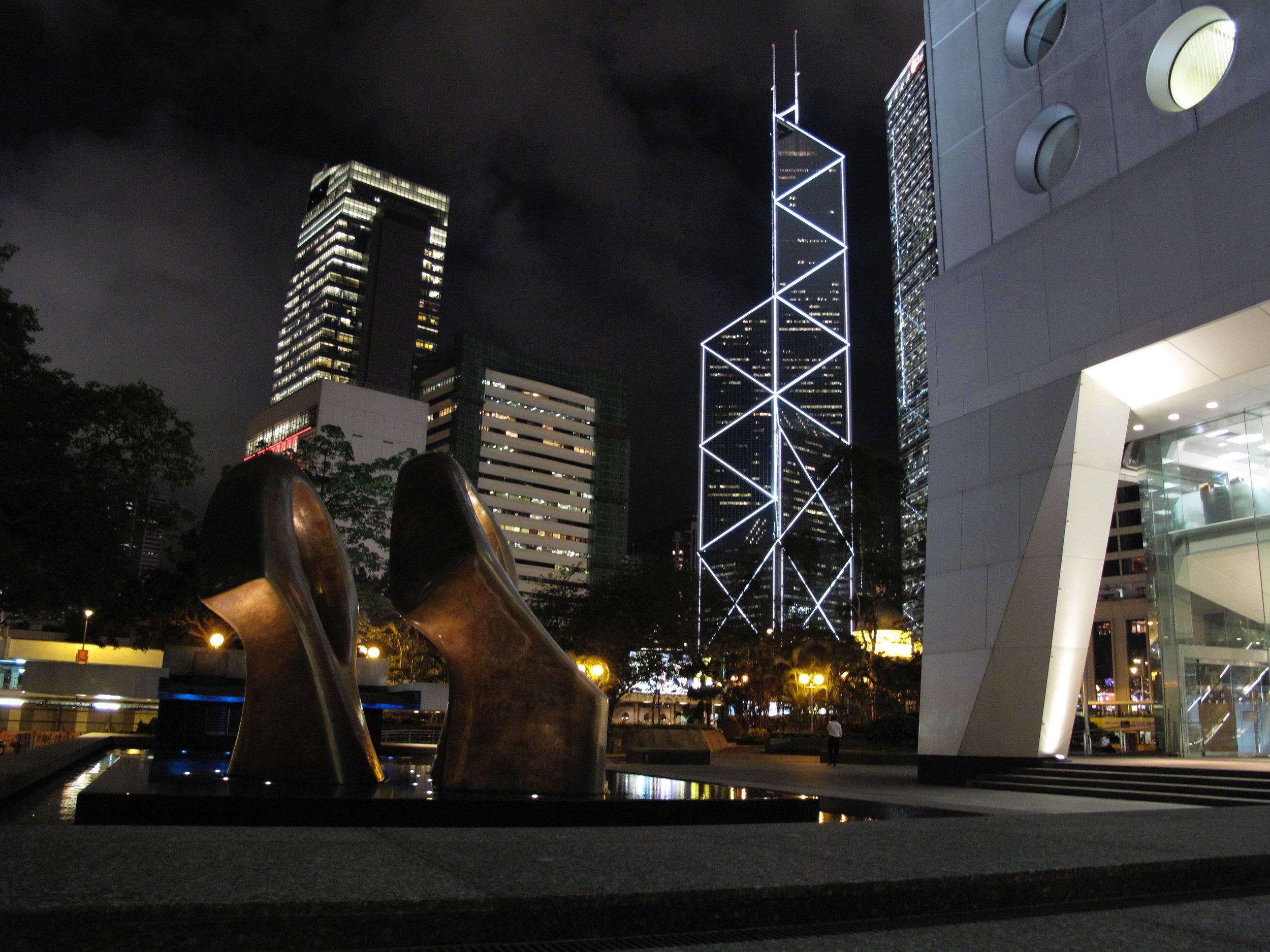 PLAZA @ JARDINE HOUSE,HONG KONG