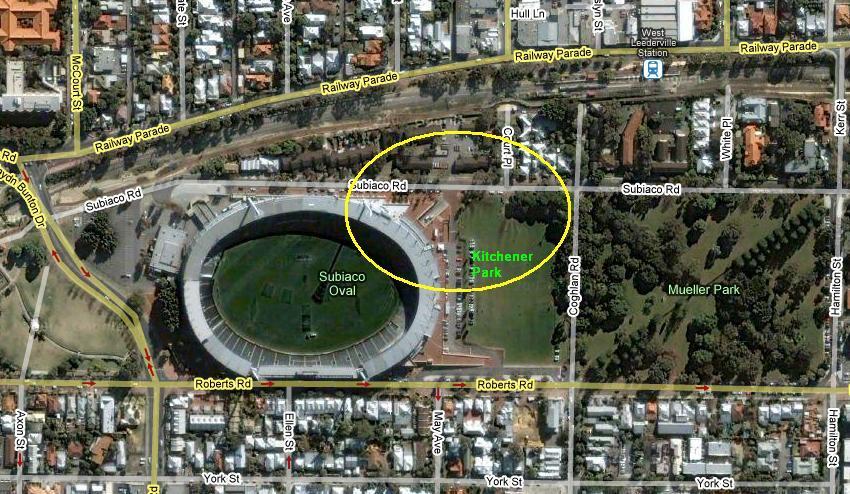 Labor's proposed location