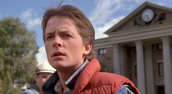 Give me Marty McFly's abilities pls
