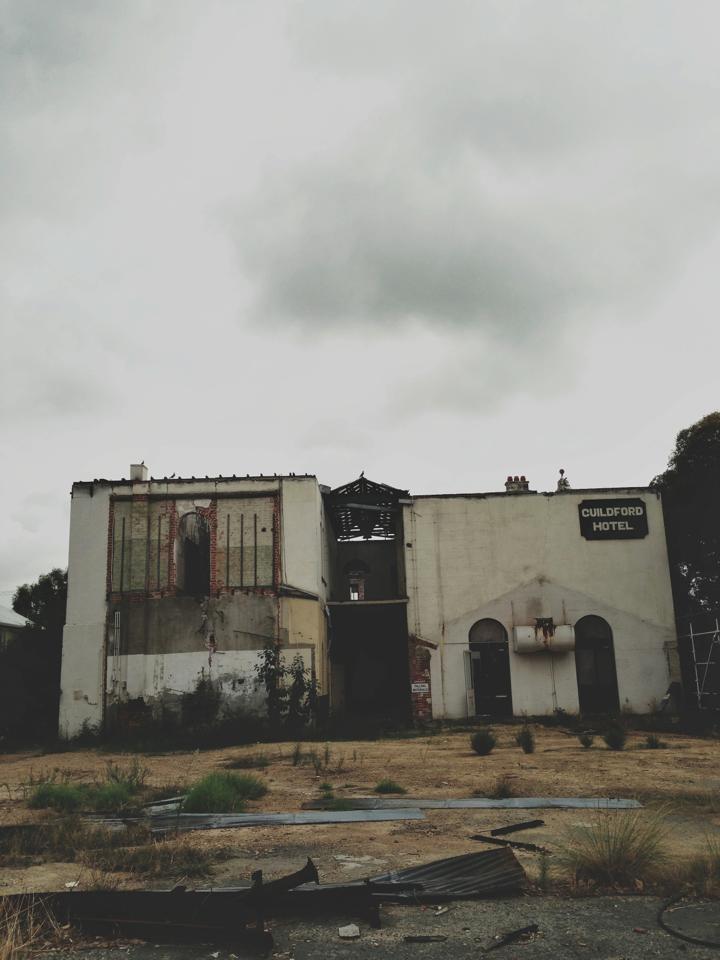 Urban Explorer: Guildford Hotel Lament