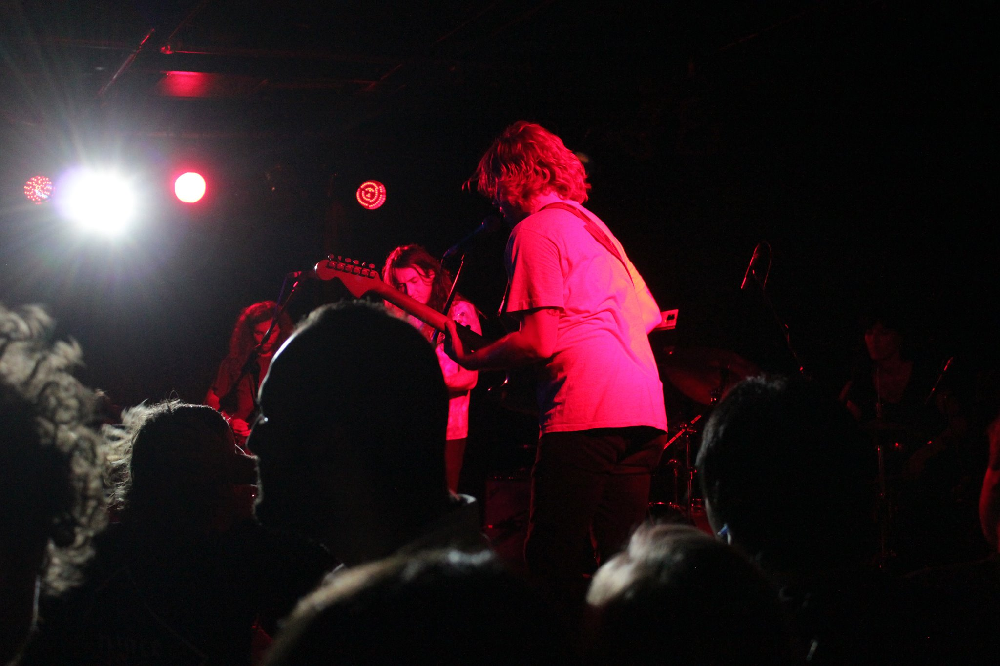 Ty Segall and Crowd