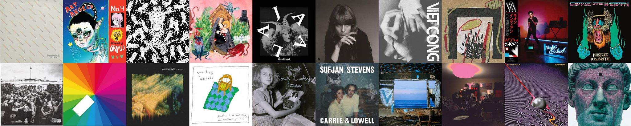 A few of our favourite tunes
