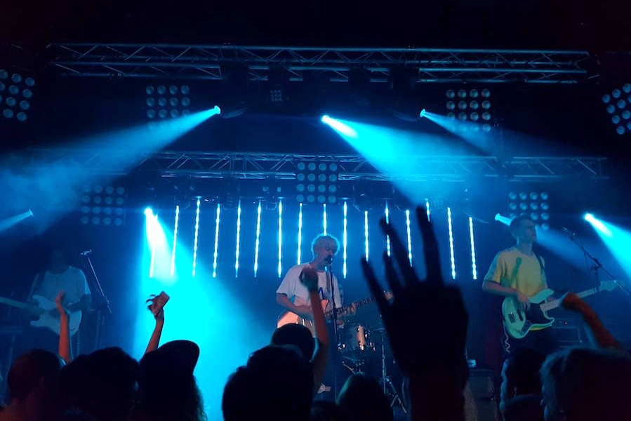 LIVE REVIEW: Last Dinosaurs defy the ages on their 'Yumeno
