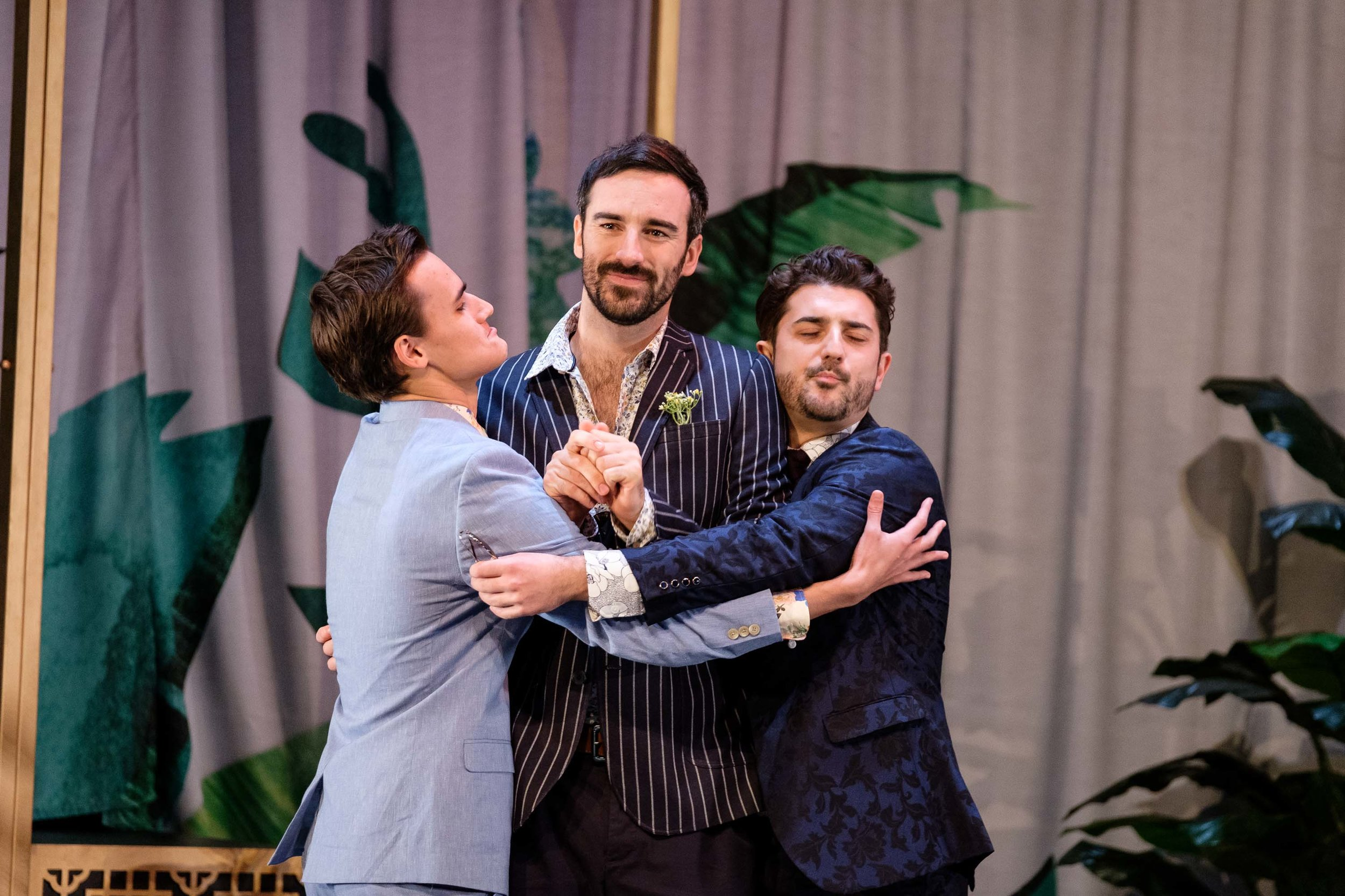 Will McDonald, Duncan Ragg and Danny Ball in MUCH ADO ABOUT NOTHING (c) Clare Hawley.jpg
