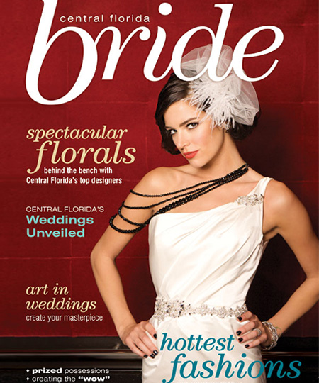 Central Florida Bride - Fall/Winter 2010