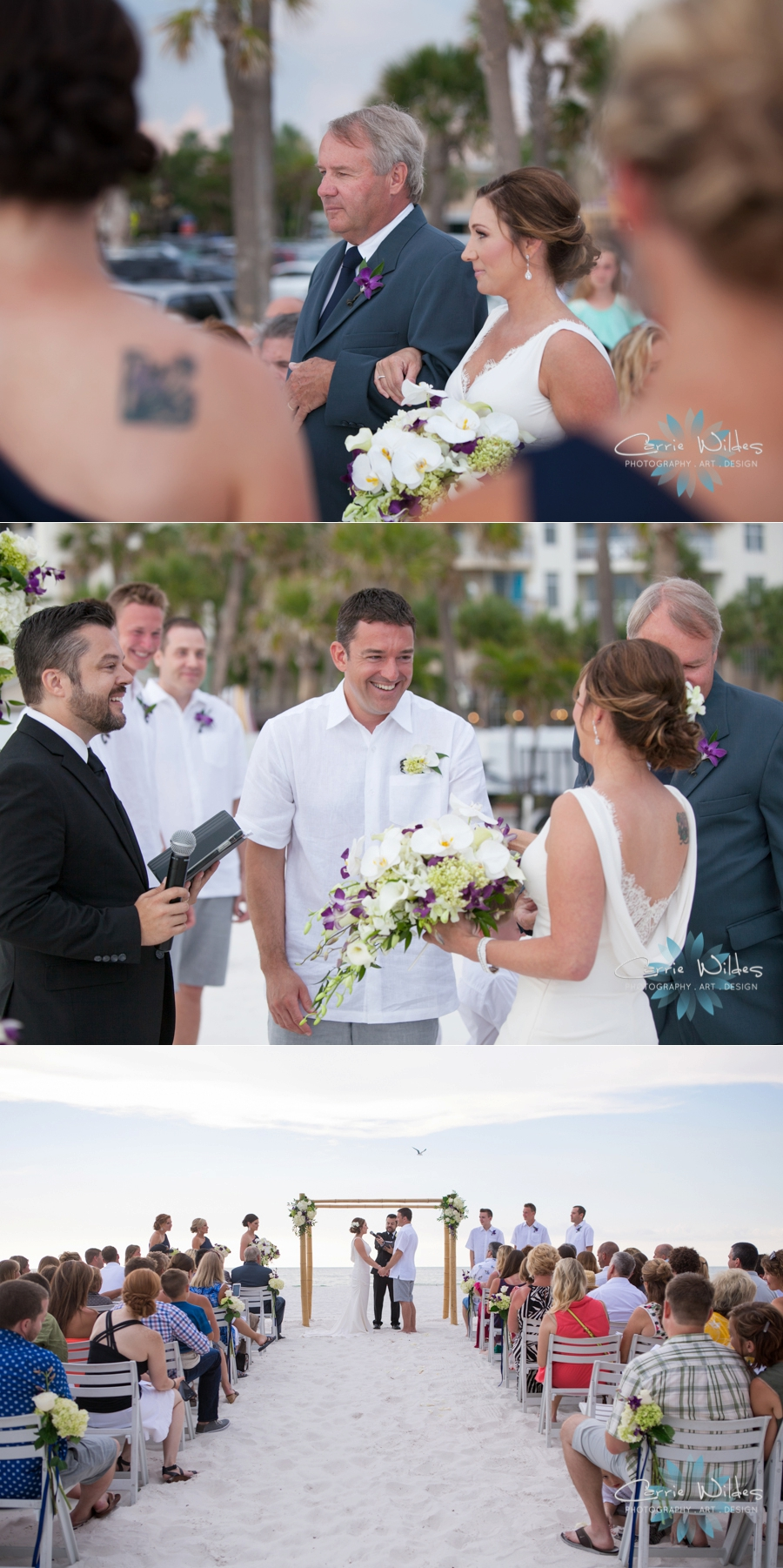 6_25_16 Kourtney and Marcel Hilton Clearwater Beach Wedding 07.jpg