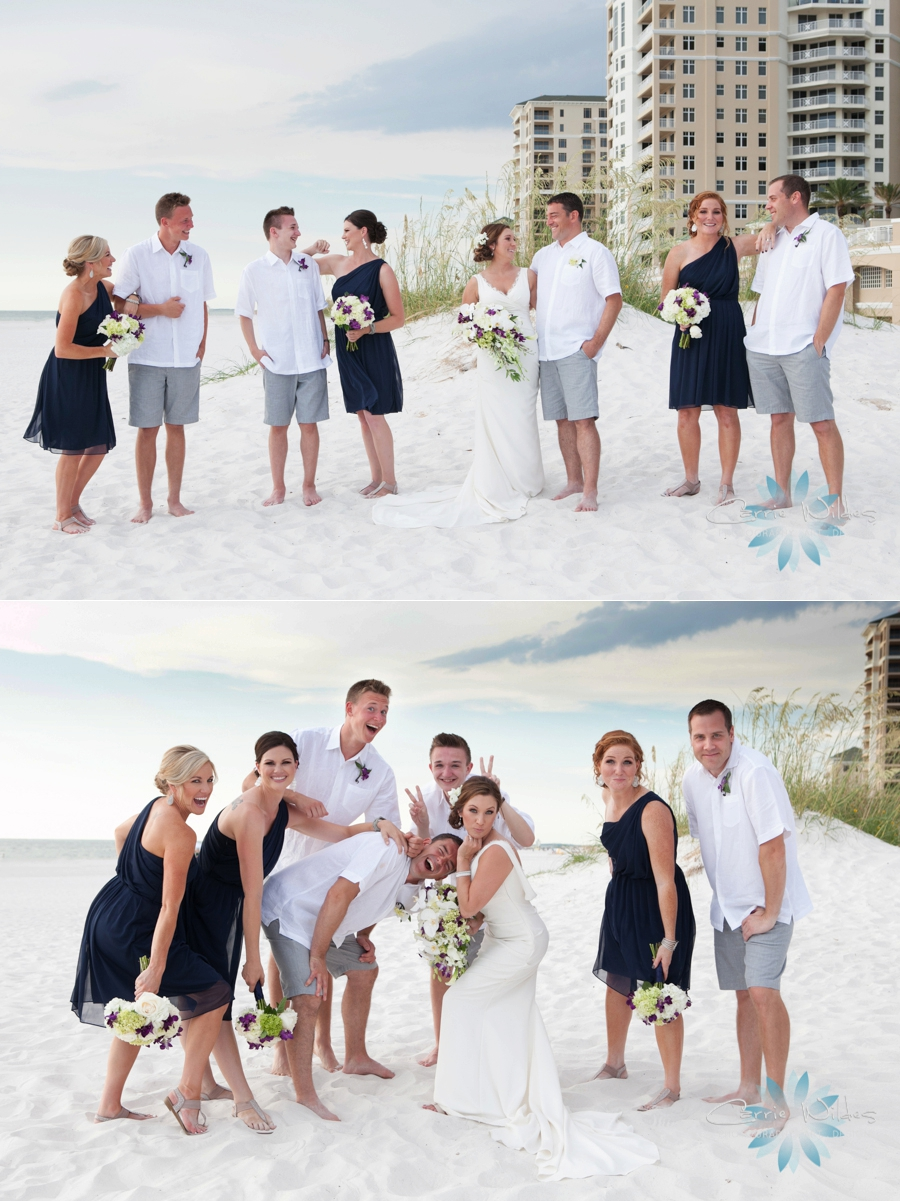 6_25_16 Kourtney and Marcel Hilton Clearwater Beach Wedding 11.jpg