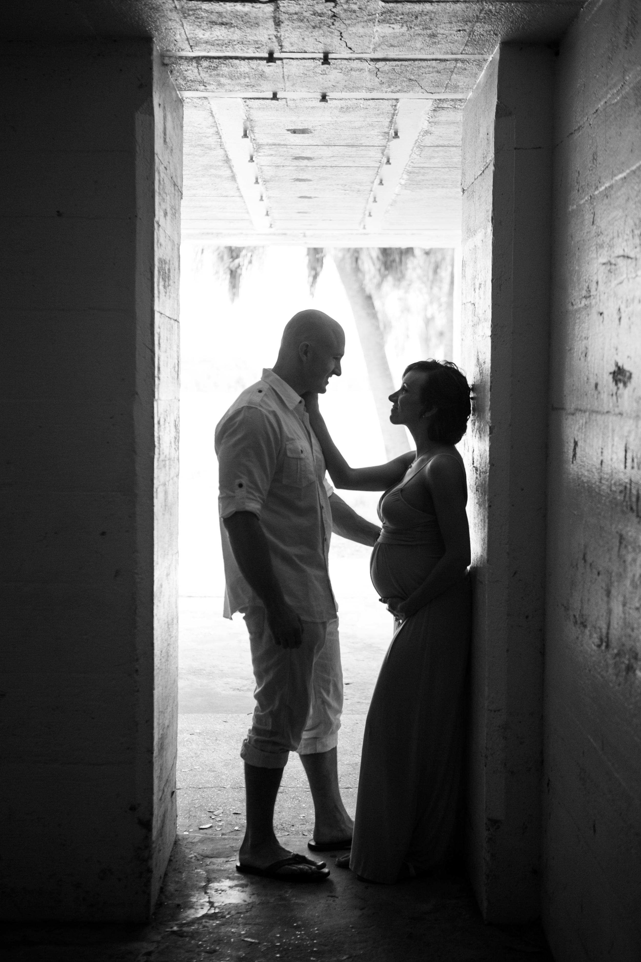 7_16_16 Katie and Zach Fort Desoto Maternity Portraits 01.jpg