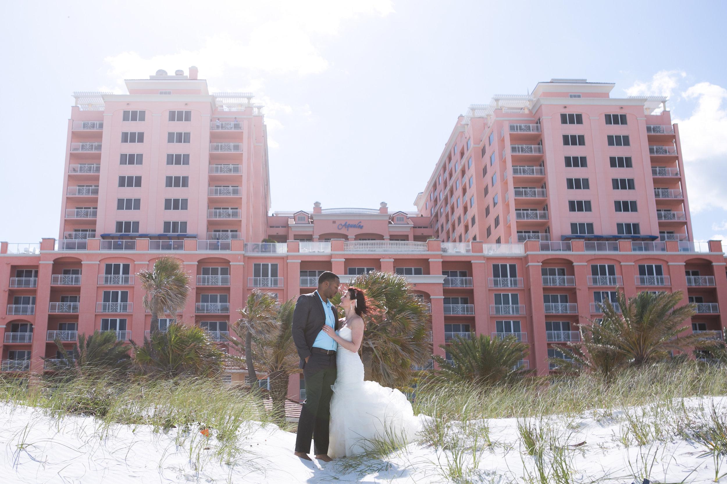 5_6_17 Amber and Chris Hyatt Clearwater Beach 04.jpg