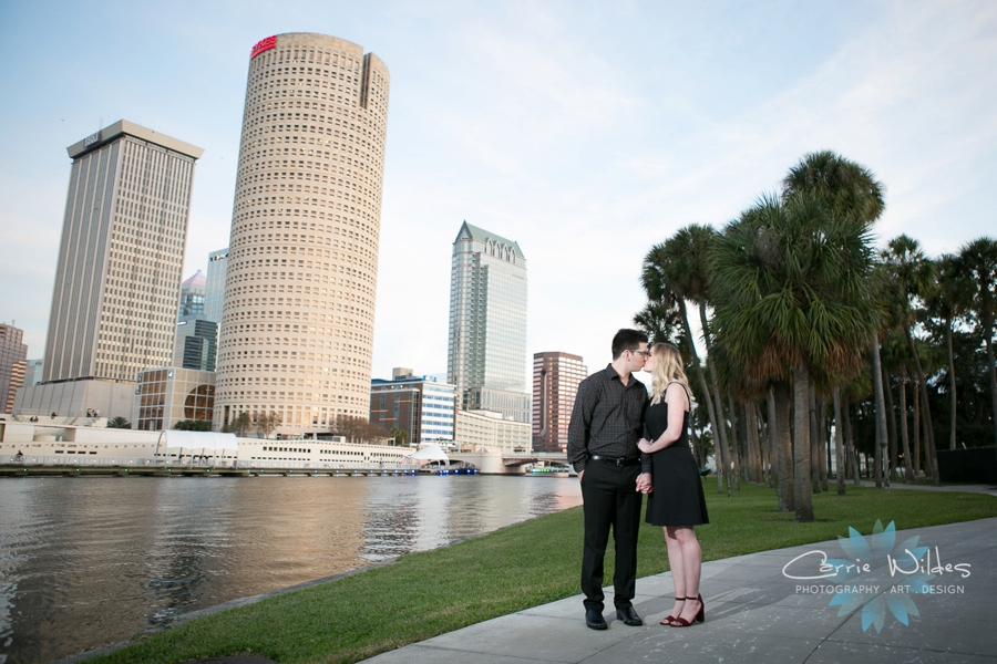 12_17_18 Jenna and Kevin University of Tampa Engagement Session_0030.jpg
