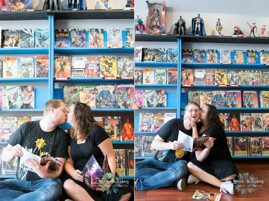 9_20_19 Samantha and Colton Comic Book Engagement Session  012.jpg