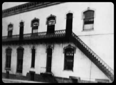 Old Parke State Bank Building