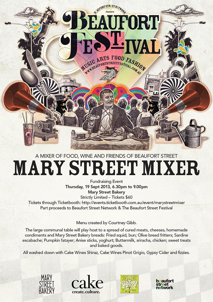 Mary Street Mixer