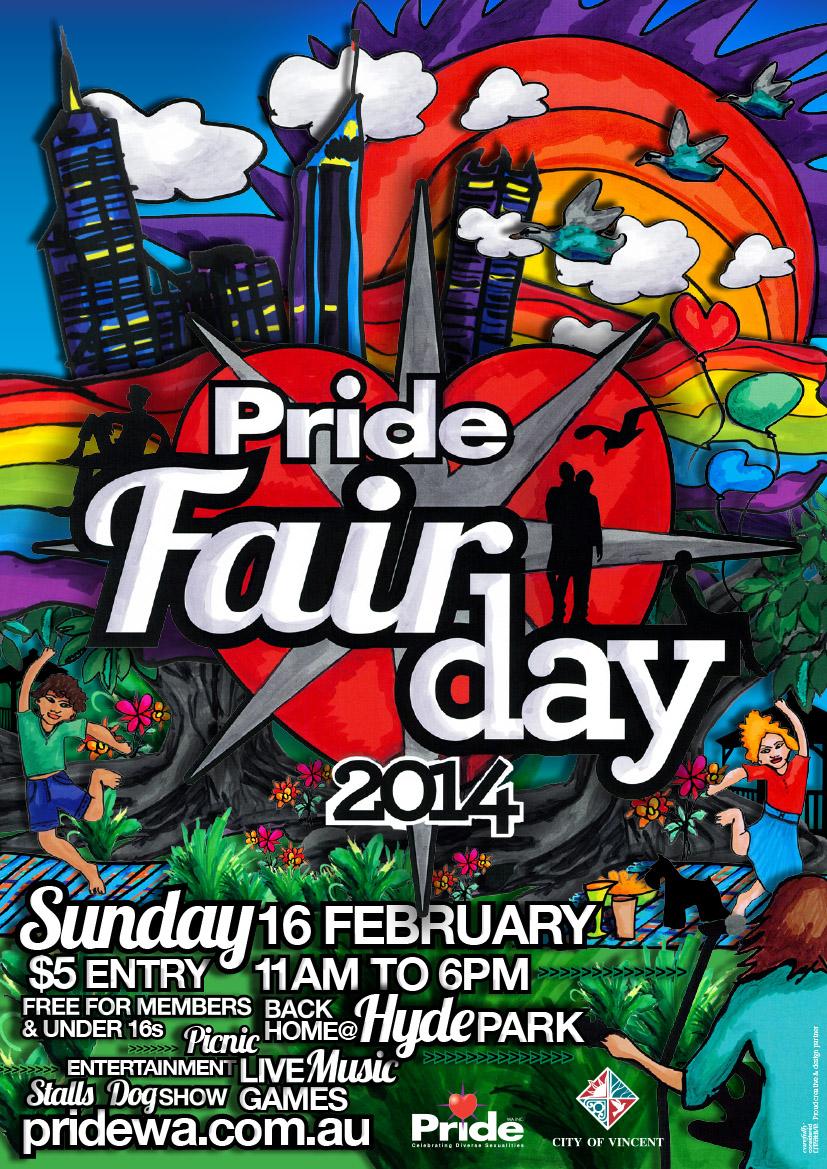 Pride Fairday