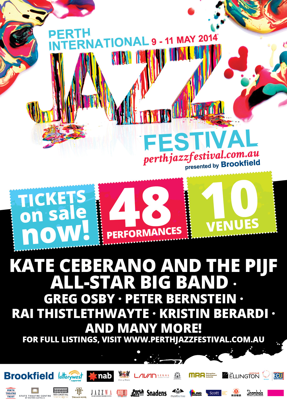 Perth International Jazz Festival