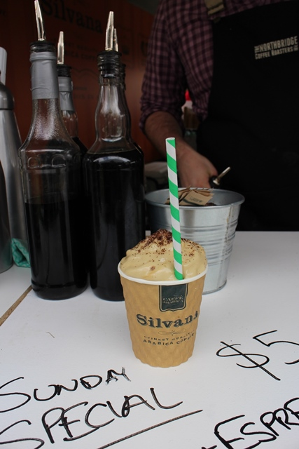Lot 20's signature Espresso Highball gave a welcome caffeine kick.  A new take on an old favourite and topped with luscious meringue style foam with a sweet but salty punch.