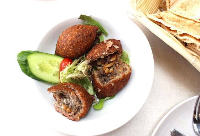Fried kebbi