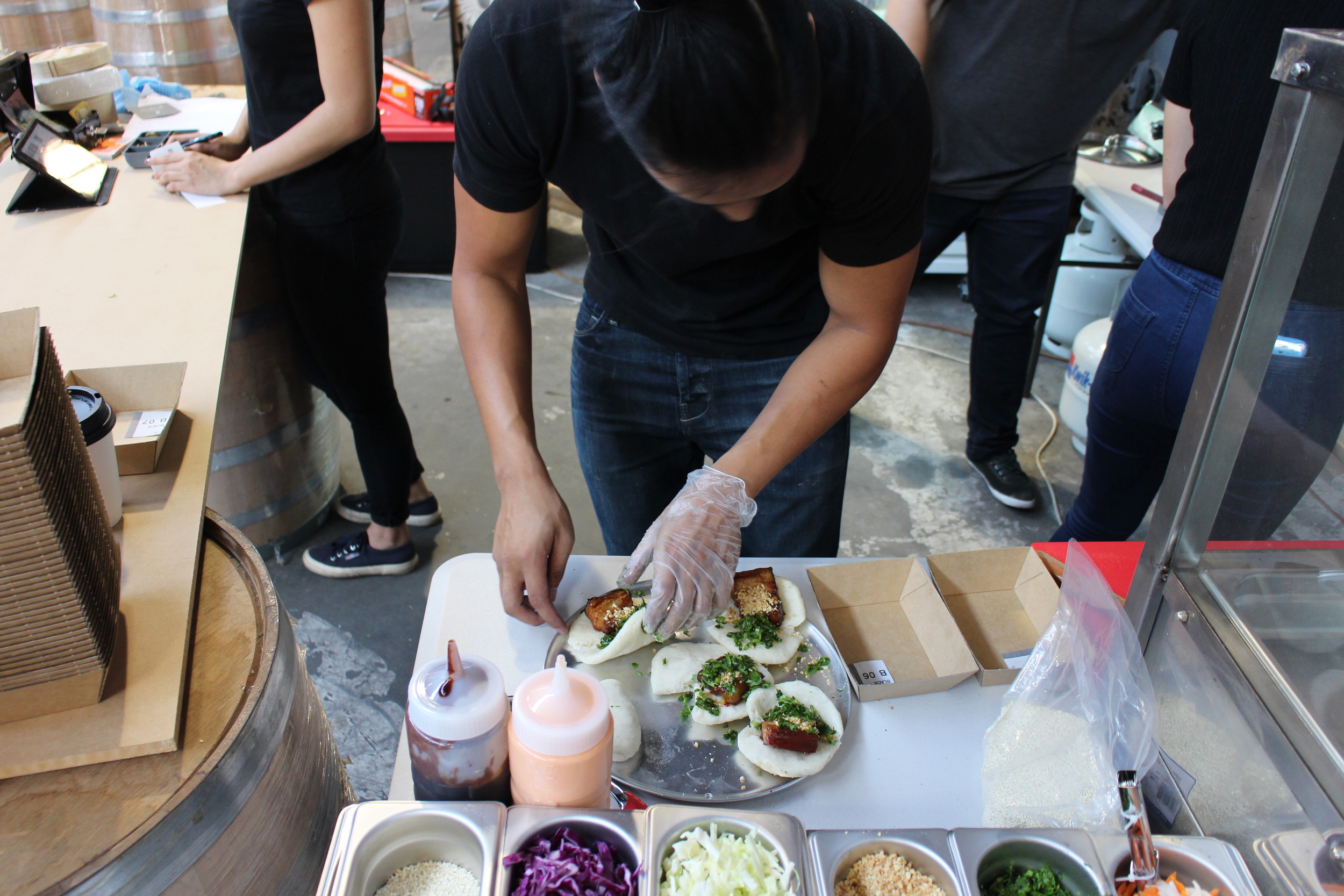 The Bao Bar Small Batch Whipper Snapper