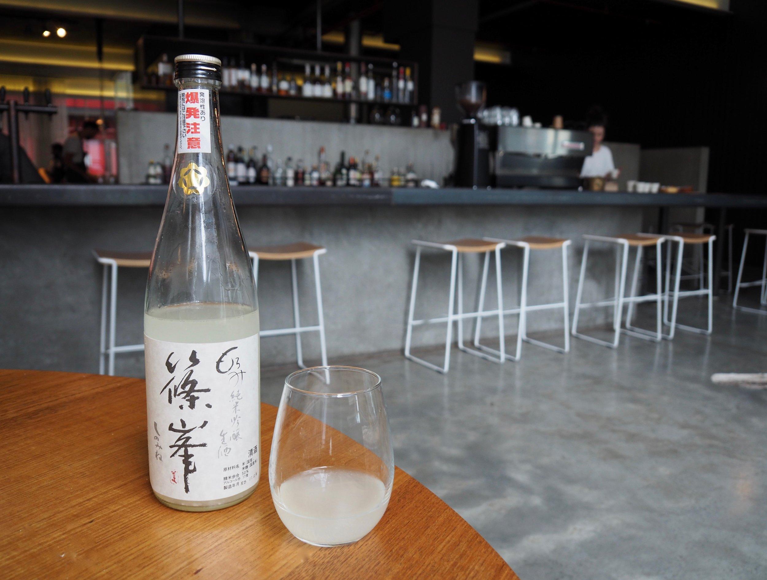 Artisanal Japanese Sake Chiyo Shuzo Moromi Nigori Nara,Japan