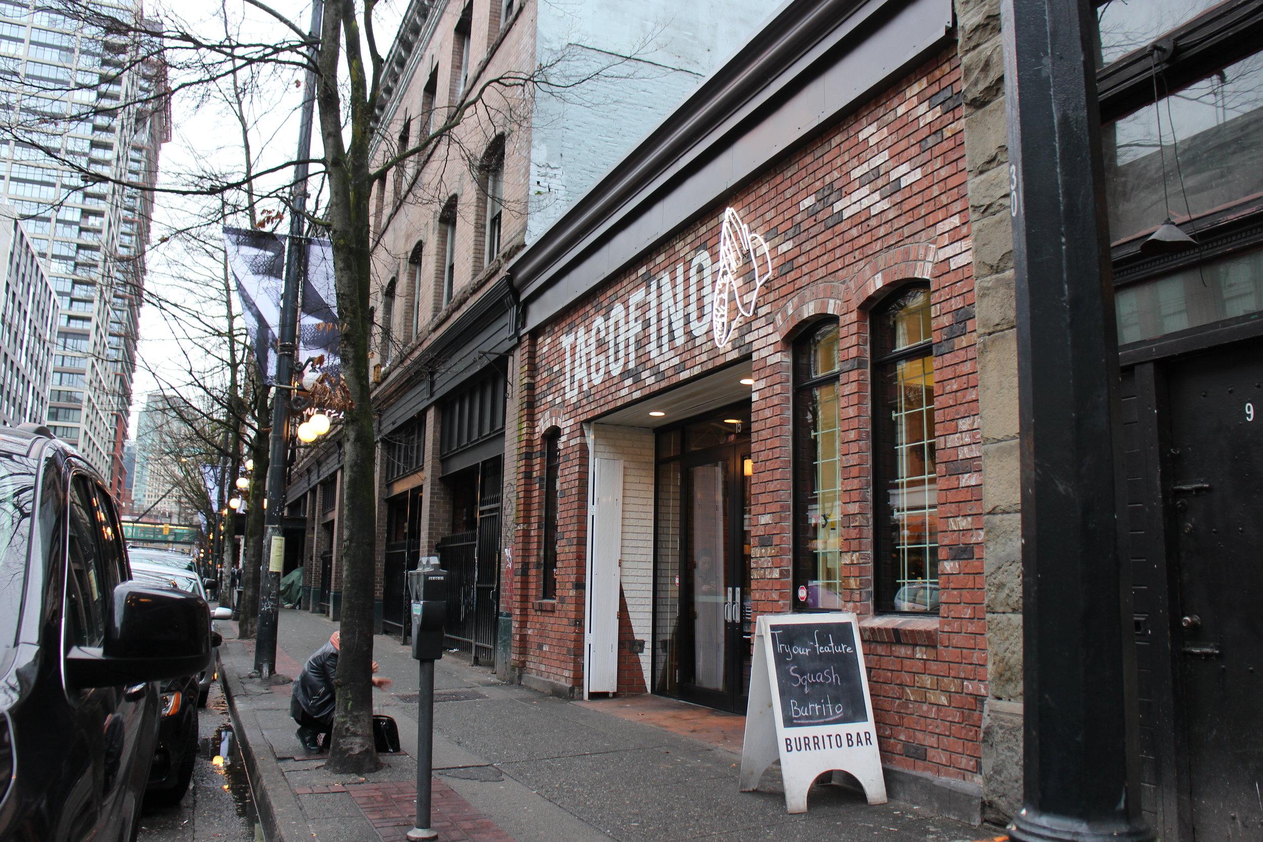 Taco Fino Vancouver